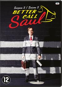 Better Call Saul - Seizoen 3-DVD