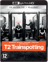 T2 - Trainspotting (4K Ultra HD En Blu-Ray)-4K Blu-Ray