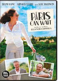 Paris Can Wait-DVD