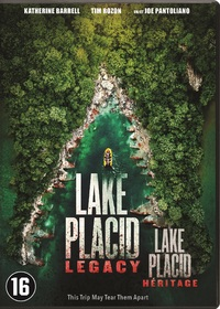 Lake Placid - Legacy-DVD