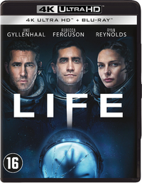 Life (2017) (4K Ultra HD En Blu-Ray)-4K Blu-Ray