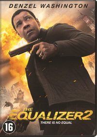 The Equalizer 2-DVD