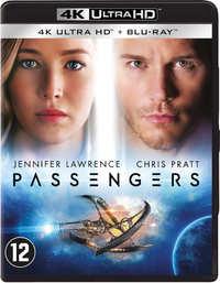Passengers (4K Ultra HD En Blu-Ray)-4K Blu-Ray