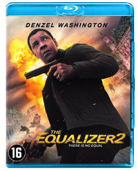 The Equalizer 2-Blu-Ray