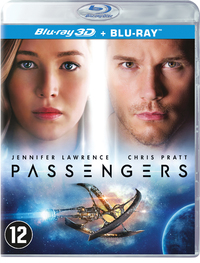 Passengers (3D En 2D Blu-Ray)-3D Blu-Ray