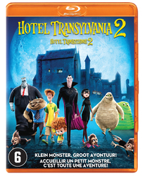 Hotel Transylvania 2-Blu-Ray