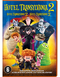 Hotel Transylvania 2-DVD