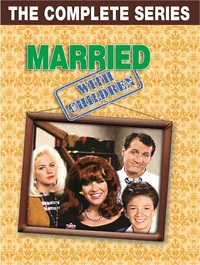 Married With Children - The Complete Series-DVD