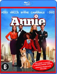 Annie-Blu-Ray