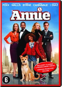 Annie (2014)-DVD