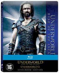 Underworld - Rise Of The Lycans (Steelbook)-Blu-Ray
