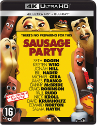Sausage Party (4K Ultra HD En Blu-Ray)-4K Blu-Ray