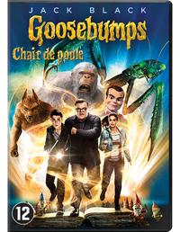 Goosebumps-DVD