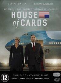 House Of Cards - Seizoen 3-DVD