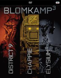 Chappie / District 9 / Elysium-DVD
