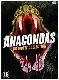 Anaconda Box-DVD