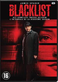 The Blacklist - Seizoen 2-DVD