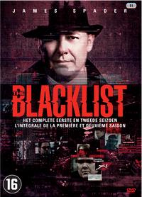 The Blacklist - Seizoen 1 & 2-DVD