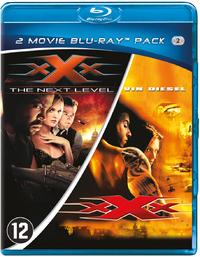 XXX 1 & 2-Blu-Ray