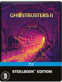 Ghostbusters 2 (Steelbook Blu-Ray)-Blu-Ray