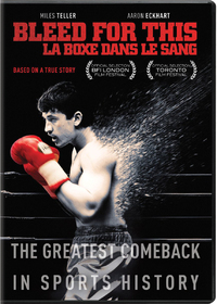 Bleed For This-DVD