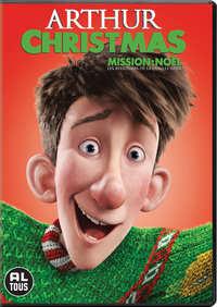Arthur Christmas-DVD