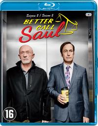 Better Call Saul - Seizoen 2-Blu-Ray
