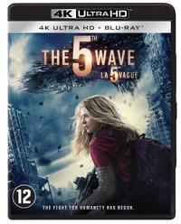 The 5th Wave (4K Ultra HD En Blu-Ray)-4K Blu-Ray