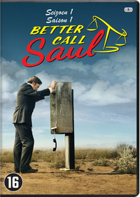 Better Call Saul - Seizoen 1-DVD