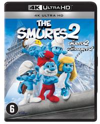 De Smurfen 2 (4K Ultra HD)-4K Blu-Ray