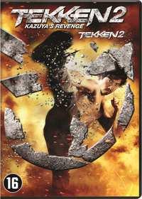Tekken 2-DVD
