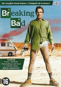 Breaking Bad - Seizoen 1-DVD