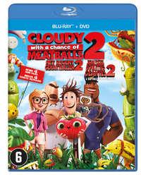 Het Regent Gehaktballen 2 (Blu-Ray En DVD)-Blu-Ray