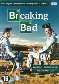 Breaking Bad - Seizoen 2-DVD
