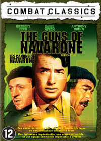 The Guns Of Navarone-DVD