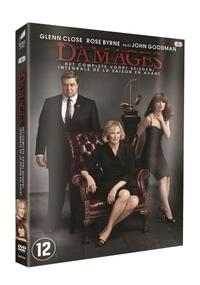 Damages - Seizoen 4-DVD