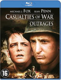 Casualties Of War-Blu-Ray
