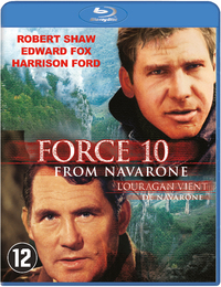 Force 10 From Navarone-Blu-Ray