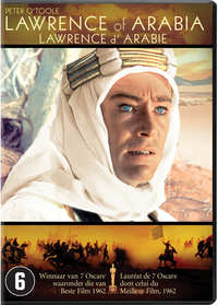 Lawrence Of Arabia-DVD