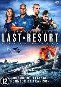 Last Resort - Seizoen 1-DVD