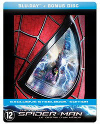 The Amazing Spider-Man 2 (Steelbook)-Blu-Ray