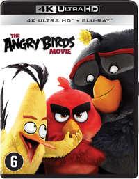 Angry Birds (4K Ultra HD En Blu-Ray)-4K Blu-Ray