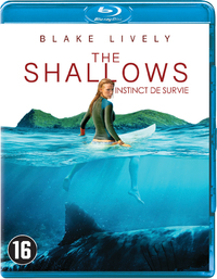 The Shallows-Blu-Ray