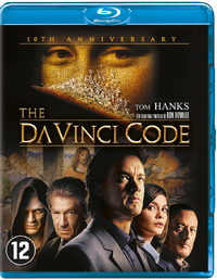 The Da Vinci Code-Blu-Ray