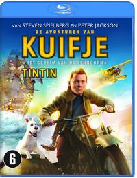 De Avonturen Van Kuifje - Het Geheim Van De Eenhoorn-Blu-Ray