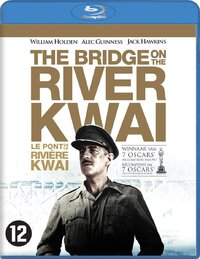 The Bridge On The River Kwai-Blu-Ray