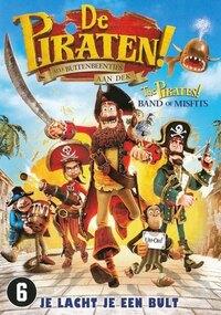 De Piraten! - Alle Buitenbeentjes Aan Dek-DVD