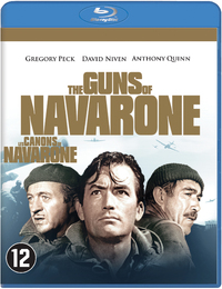 The Guns Of Navarone-Blu-Ray
