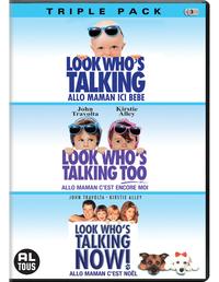 Look Who's Talking 1-3-DVD