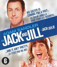 Jack And Jill-Blu-Ray